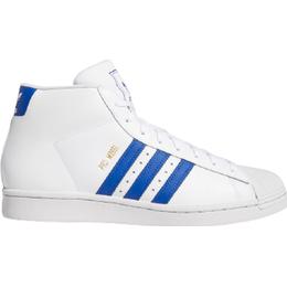 Adidas Pro Model - Cloud White/Royal Blue/Crystal White