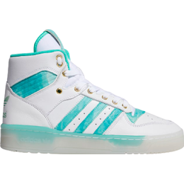 Adidas Rivalry M - Cloud White/Hi-Res Green/Gold Foil