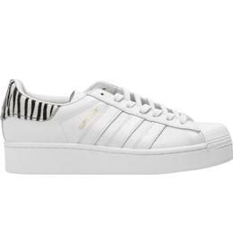 Adidas Superstar Bold W - White Tint/Off White/Core Black