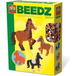 SES Creative Beeds Iron on Beads Horses 1200pcs 00758