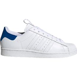 Adidas Superstar - Cloud White/Cloud White/Glow Blue