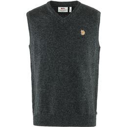 Fjällräven Övik Wool Vest - Dark Grey