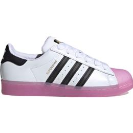 Adidas Superstar W - Cloud White/Core Black/Shock Purple