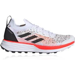 Adidas Terrex Two Parley M - Crystal White/Core Black/Solar Red