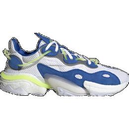 Adidas Torsion X - Blue/Cloud White/Solar Yellow