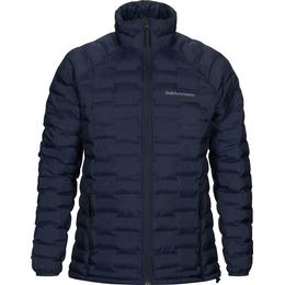 Peak Performance Argon Jacket with Hood - Blue Shadow