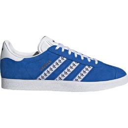 Adidas Gazelle - Blue/Cloud White/Gold Metallic