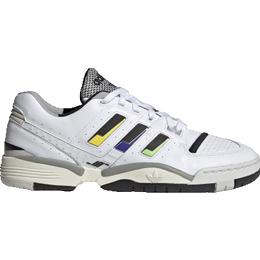 Adidas Torsion Comp - Cloud White/Core Black/Solar Yellow
