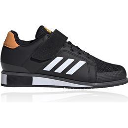 Adidas Power Perfect 3 - Core Black/Cloud White/Solar Gold