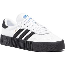Adidas Sambarose W - Cloud White/Core Black/Blue Bird