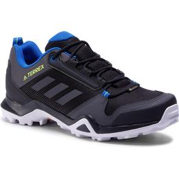 Adidas Terrex AX3 Gore-Tex Hiking M - Core Black/Dgh Solid Grey/Signal Green