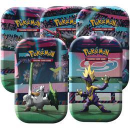 Pokémon Galar Power Mini Tin Set of 5