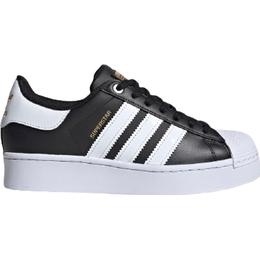 Adidas Superstar Bold W - Core Black/Cloud White/Gold Metallic