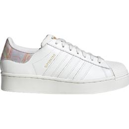 Adidas Superstar Bold W - Core White/Core White/Gold Metallic