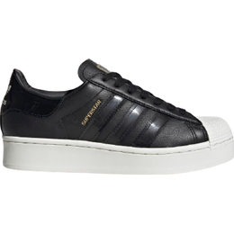 Adidas Superstar Bold W - Core Black/Off White/Gold Metallic