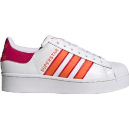 Adidas Superstar Bold W - Cloud White/Orange/Bold Pink