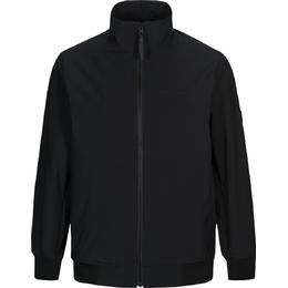 Peak Performance Blizzard Softshell Jacket - Black