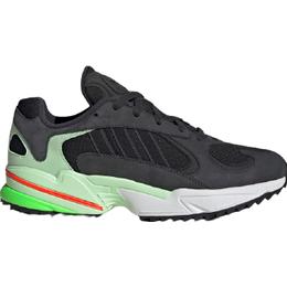 Adidas Yung-1 Trail - Carbon/Core Black/Glow Green