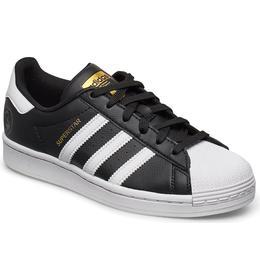 Adidas Superstar Vegan - Core Black/Cloud White/Gold Metallic