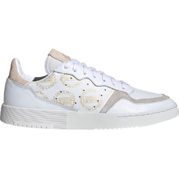 Adidas Supercourt - Cloud White/Crystal White/Gold Met.