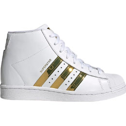Adidas Superstar Up W - Cloud White/Gold Metallic/Core Black