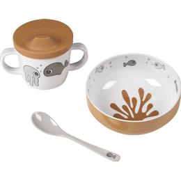 Done By Deer First Meal Set Sea friends