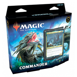Wizards of the Coast Magic the Gathering: Commander Legends Commander Deck Reap the Tides