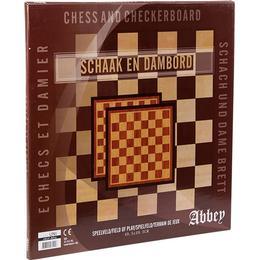 Abbey Chess & Checkerboard