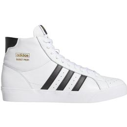 Adidas Basket Profi - Cloud White/Core Black/Gold Metallic