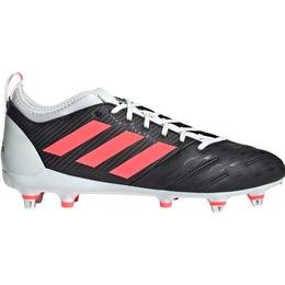 Adidas Malice Elite Soft Ground - Core Black/Signal Pink/Crystal White/Coral