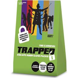 Trapped: Escape Room Game Packs The Carnival