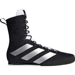 Adidas Box Hog 3 - Core Black/Silver Metallic/Cloud White