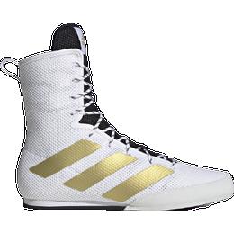 Adidas Box Hog 3 - Cloud White/Gold Metallic/Core Black