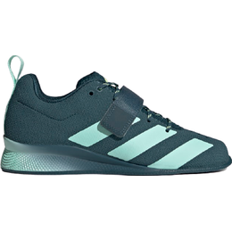 Adidas Adipower Weightlifting II W - Wild Teal/Clear Mint/Hi-Res Yellow