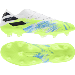Adidas Nemeziz 19.1 FG M - Cloud White/Core Black/Signal Green