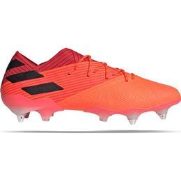 Adidas Nemeziz 19.1 Soft Ground M - Signal Coral/Core Black/Glory Red