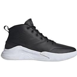 Adidas Own the Game W - Core Black/Core Black/Night Met.