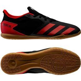 Adidas Predator 20.4 Indoor Sala - Core Black/Active Red/Core Black