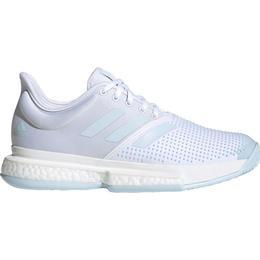 Adidas SoleCourt W - Cloud White/Sky Tint/Sky Tint