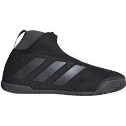 Adidas Stycon Laceless Clay Court M - Core Black/Night Metallic/Grey Six