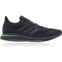 Adidas Supernova - Core Black/Core Black/Signal Green
