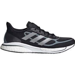 Adidas Supernova+ W - Core Black/Silver Metallic/Blue Oxide