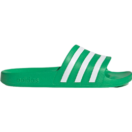 Adidas Adilette Aqua - Vivid Green/Cloud White/Vivid Green