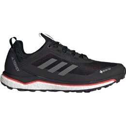 Adidas Terrex Agravic Flow Gore-Tex - Core Black/Grey Four/Solar Red