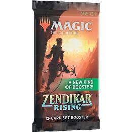 Wizards of the Coast Magic the Gathering: Zendikar Rising Booster Pack
