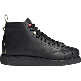 Adidas Superstar Luxe W - Core Black/Core Black/Solar Green
