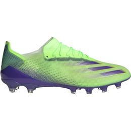 Adidas X Ghosted.1 Artificial Grass - Signal Green/Energy Ink/Semi Solar Slime
