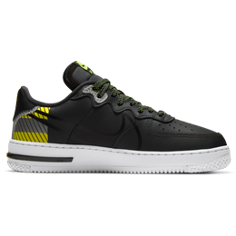 Nike Air Force 1 React LX M - Anthracite/Volt/Habanero Red/Black