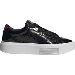 Adidas Sleek Super W - Core Black/Power Berry/Gold Metallic