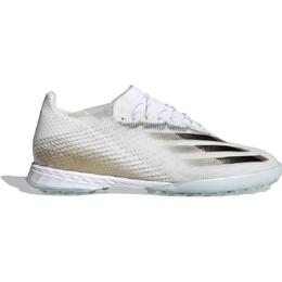 Adidas X Ghosted.1 Turf M - Cloud White/Core Black/Met.Gold Melange